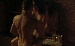 Elodie Bouchez nude sex in brief scene - A toute vitesse (FR-1996) (2)