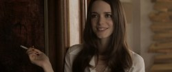 Freya Mavor nude and sex and Stacy Martin nude – The Lady in the Car with Glasses and a Gun (2015) HD 1080p (5)