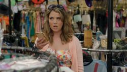 Kether Donohue hot bra undies Aya Cash hot cleavage - You're The Worst (2015) S02E08 HD 1080p (12)