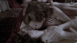 Lady Gaga nude sex doggy style Alexandra Daddario hot lesbian sex - American Horror Story s05e07 (2015) HD 1080p Web-Dl (9)