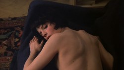 Lena Olin nude butt Juliette Binoche nude other's nude too -The Unbearable Lightness of Being (1988) HD 720p WEB-DL (3)