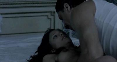 Lizzie Brocheré nude bush, Olympe Borval nude sex and Karin Albou nude too - Le Chant des mariées (FR-2008) (2)