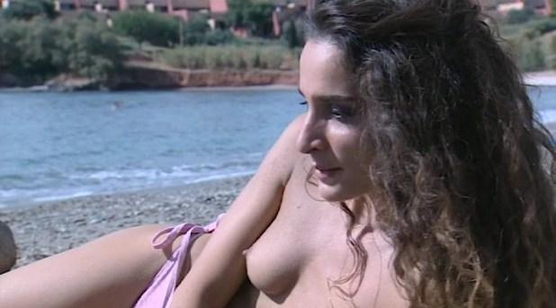 Marina Kalogirou nude bush skinny dipping Anna Mouglalis nude - Alithini zoi (GR-2004) (5)