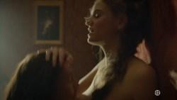 Noémie Schmidt nude topless and sex - Versailles (FR-2015) s1e3-4 HDTV 720p (10)