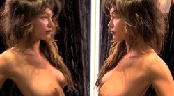 Paz de la Huerta nude bush Elena Simonova and Diana Baganova nude full frontal- X Femmes (2008) S1E1 (15)
