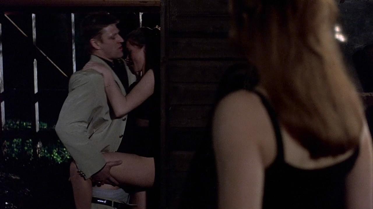 Alex Kingston nude bush and Holly Davidson nude butt - Essex Boys (UK-2000) HD720p Web-DL (9)