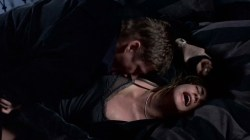 Alex Kingston nude bush and Holly Davidson nude butt - Essex Boys (UK-2000) HD720p Web-DL (7)