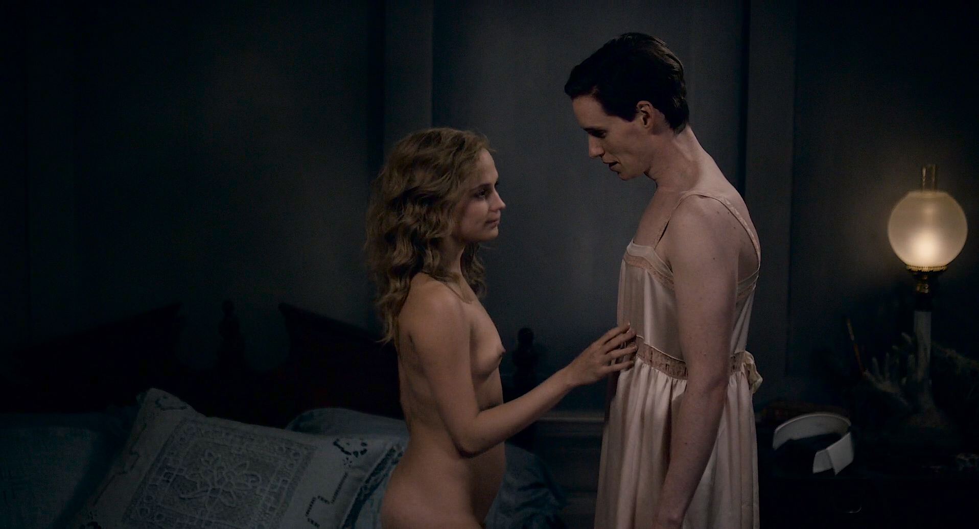 Alicia Vikander Nude Butt And Topless And Sonya -8328