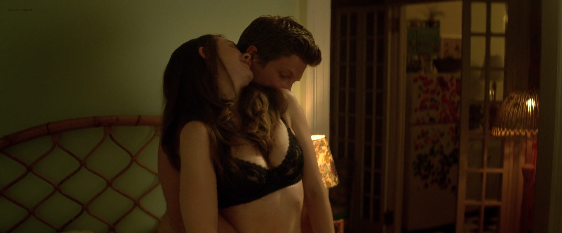Alison Brie hot lingerie and butt in thong Amanda Peet hot - Sleeping with Other People (2015) HD 1080p (1)