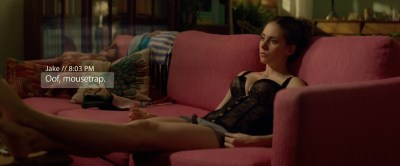 Alison Brie hot lingerie and butt in thong Amanda Peet hot - Sleeping with Other People (2015) HD 1080p (10)