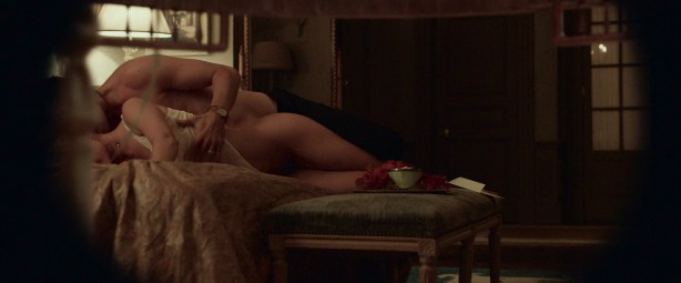 Angelina Jolie nude topless and Melanie Laurent nude sex - By The Sea (2015) HD 1080p WEB-DL UNCUT (18)