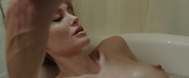 Angelina Jolie nude topless and Melanie Laurent nude sex - By The Sea (2015) HD 1080p WEB-DL UNCUT (14)