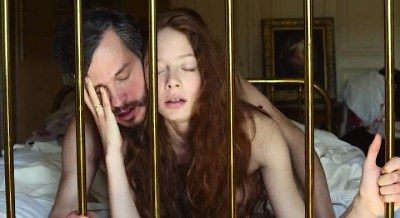 Jenna Thiam nude full frontal and sex - Anton Tchekhov 1890 (FR-2015) (11)