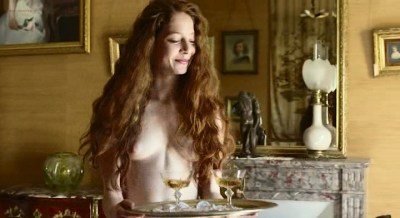 Jenna Thiam nude full frontal and sex - Anton Tchekhov 1890 (FR-2015) (17)