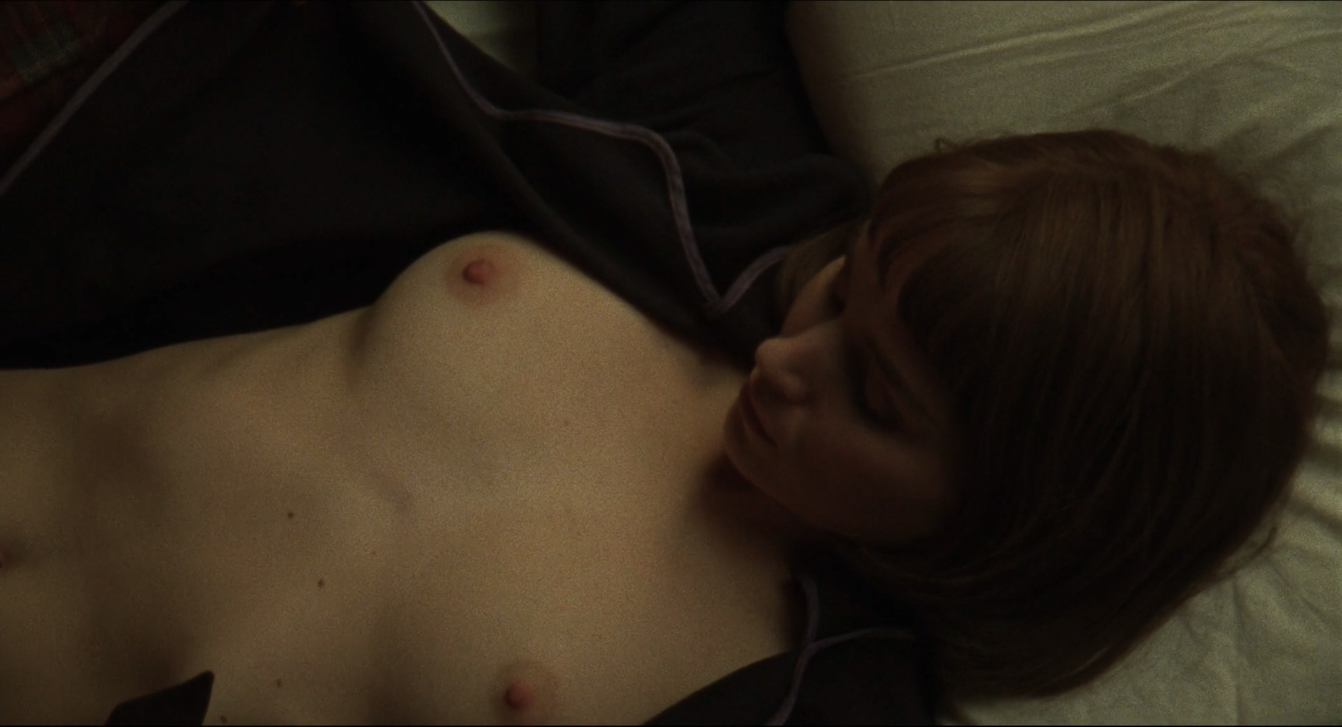 Cate Blanchett nude and Rooney Mara nude topless and lesbian sex - Carol (2015) HD 1080p BluRay (8)