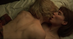 Cate Blanchett nude and Rooney Mara nude topless and lesbian sex - Carol (2015) HD 1080p BluRay (1)