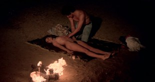 Corinne Clery nude full frontal and Mónica Zanchi nude - Hitch Hike (1977) HD 720p BluRay (24)