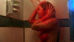 Drew Barrymore nude in the shower - Doppelganger (1993) HD 1080p Web (6)