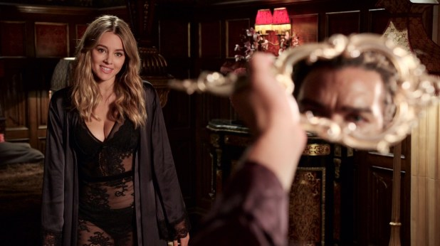 Keeley Hazell hot and sexy, Alexandra Park and Sarah Dumont hot - The Royals (2015) s2e6 HD 1080p WEB-DL (6)