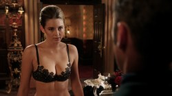 Keeley Hazell hot in black lingerie - The Royals (2015) s2e4 HD 720-1080p (10)