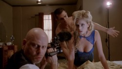 Lady Gaga nude topless with pasties and Maliabeth Johnson hot doggystyle - American Horror Story (2015) S05E09 HD 1080p (1)