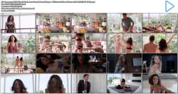 Lisa Edelstein nude butt and sex Beau Garrett and Necar Zadegan hot – Girlfriends Guide to Divorce s02e04 (2015) HD 1080p (11)
