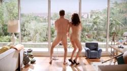 Lisa Edelstein nude butt and sex Beau Garrett and Necar Zadegan hot – Girlfriends Guide to Divorce s02e04 (2015) HD 1080p (3)
