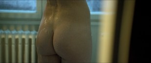 Renate Reinsve nude brief butt and side boob in the shower - Villmark 2 (NO-2015) HD 1080p BluRay
