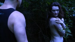 Shelby Truax nude butt naked - Star Leaf (2015) HD 1080p BluRay (4)