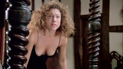 Alex Kingston nude full frontal Kate Hardie nude - Croupier (1998) HD 1080p BluRay (14)