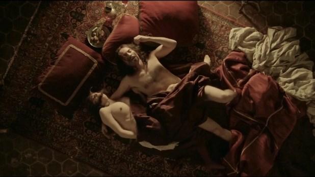 Amira Casar nude topless and sex - Versailles (FR-2015) s01e07 HDTV 1080p (2)