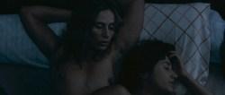 Cécile de France nude bush Izia Higelin nude and lesbian sex - La Belle Saison (FR-2015) HD 1080p Web-DL (31)