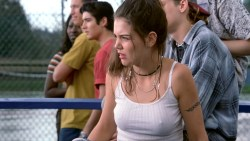 Crystal Cass nude topless and Katie Holmes hot pokies - Disturbing Behavior (1998) HD 720p Web-Dl (8)