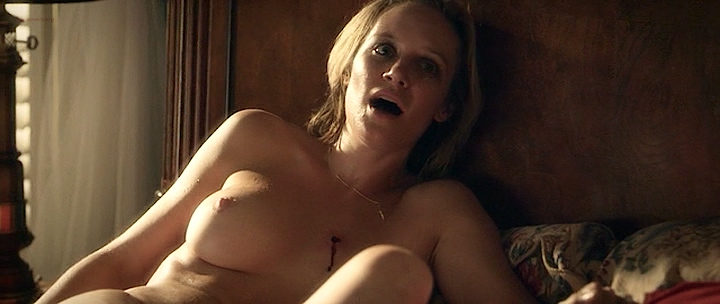 Danielle Savre nude topless and sex - Adulterers (2015) (3)