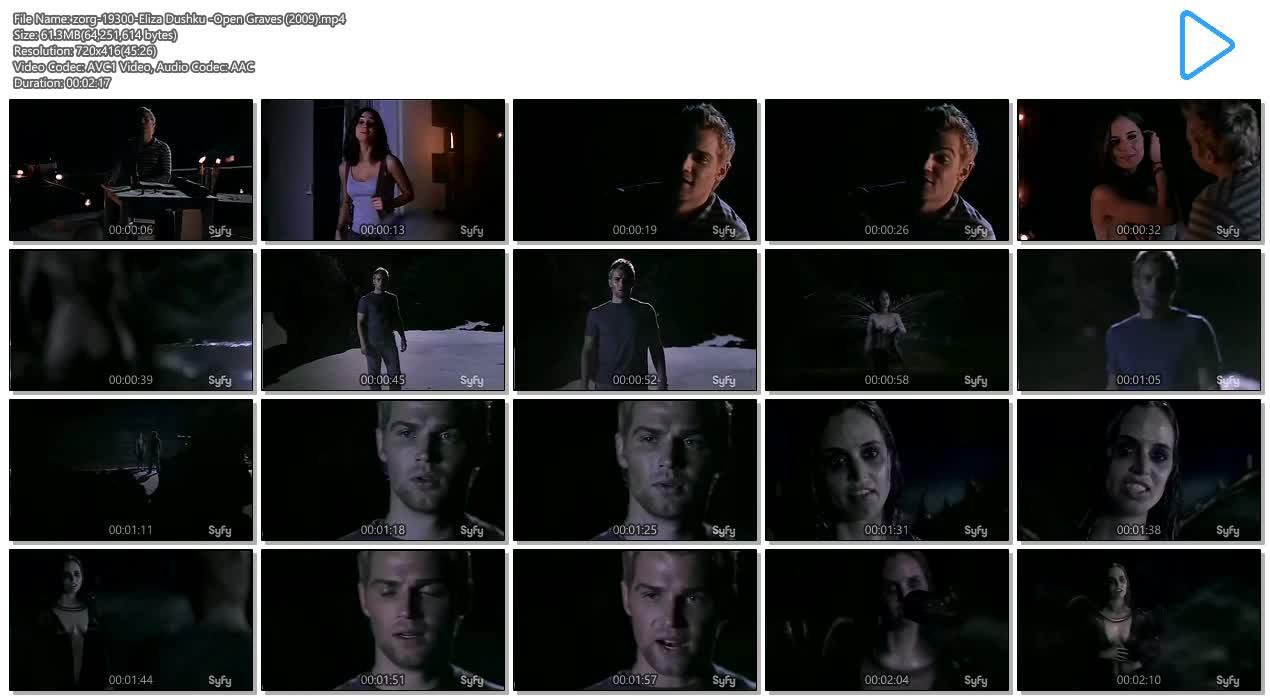 Eliza Dushku hot and wet - Open Graves (2009) (8)