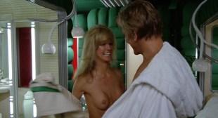 Farrah Fawcett nude brief topless and very hot - Saturn 3 (1980) HD 1080p BluRay