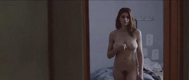 Irene Azuela nude full frontal, bush and sex - Las Oscuras Primaveras (MX-2014) (3)