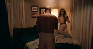 Jena Malone nude butt, boobs and Lisa Joyce nude full frontal - The Messenger (2009) HD 1080p (1)