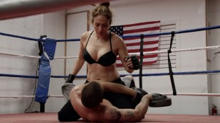 Jennifer Lopez hot cleavage - Shades of Blue (2016) S01E01 HDTV 720-1080p