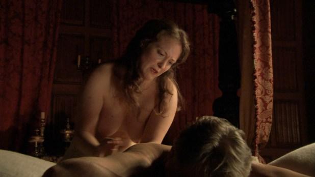 Natalie Dormer nude Rachel Montague and Lorna Doyle nude too- The Tudors (2007) S01E03 HD 1080p BluRay (2)