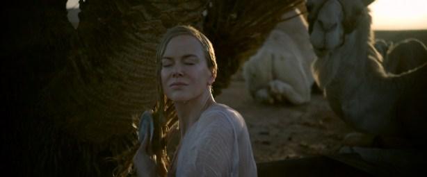 Nicole Kidman hot, wet see through and pokies- Queen of the Desert (2016) HD 1080 WEB-DL (3)