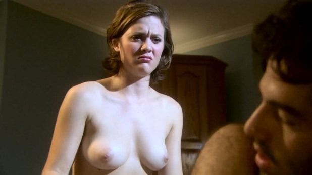 Olivia Alaina May nude butt, boobs and sex Lauren Walsh and Crystal Baker nude sex too - 18 Year Old Virgin (2009) HD 1080p (3)