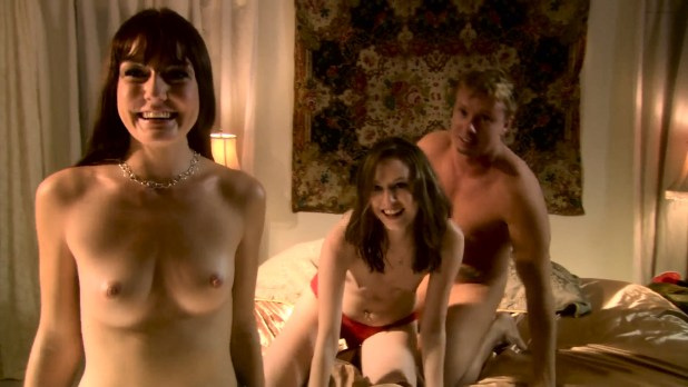 Olivia Alaina May nude butt, boobs and sex Lauren Walsh and Crystal Baker nude sex too - 18 Year Old Virgin (2009) HD 1080p (8)