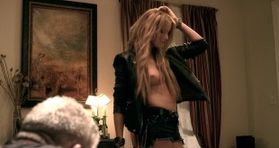 Sarah Dumont nude topless in short movie - Freedom (2015) HD 1080p (5)