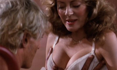 Susan Sarandon hot and sexy and Nell Campbell nude nipple slip - The Rocky Horror Picture Show (1975) HD 1080p BluRay (3)
