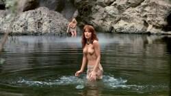 Tanya Roberts nude topless - The BeastMaster (1982) HD 1080p BluRay (6)
