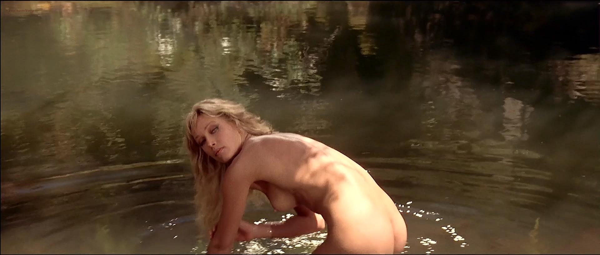 Tanya Roberts nude topless butt and France Zobda nude butt - Sheena (1984) HDTV 1080p (9)