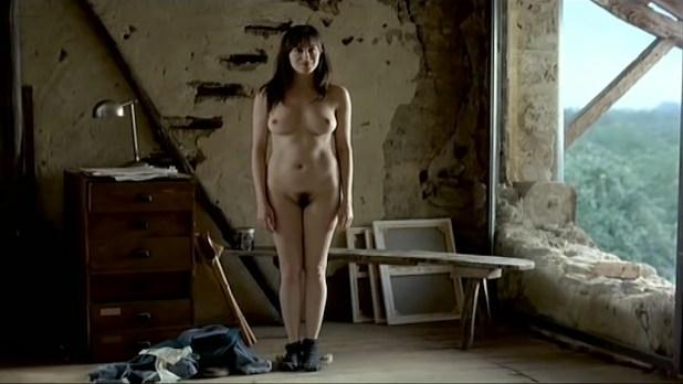 Amira Casar nude bush Helene de Saint Pere nude full frontal - Peindre ou faire l'amour (FR-2005) (1)
