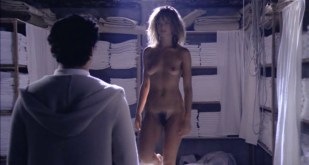 Dalila Di Lazzaro nude full frontal and Angelica Ippolito nude bush and butt - Oh serafina (IT-1976)