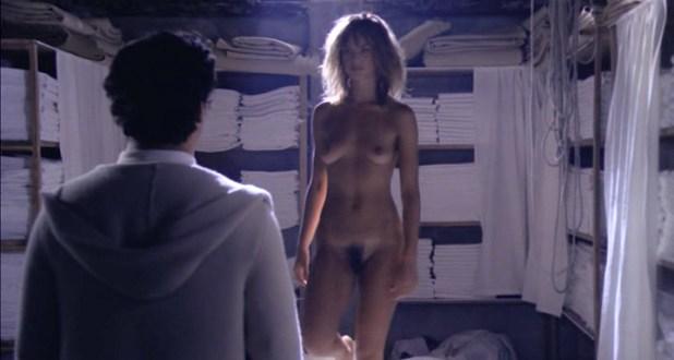 Dalila Di Lazzaro nude full frontal and Angelica Ippolito nude bush and butt - Oh serafina (IT-1976) (17)